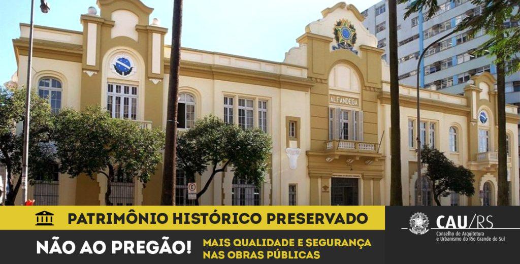 CAU/RS ganha ação judicial