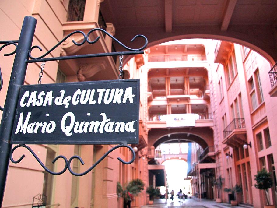 Casa de Cultura Mario Quintana CCMQ