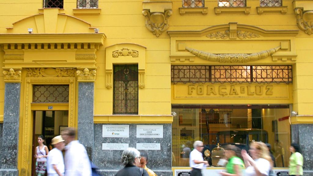 Centro Cultural CEEE Erico Verissimo